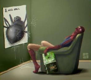 Spiderporn