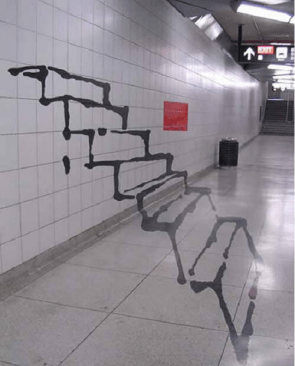 2-D Stairs