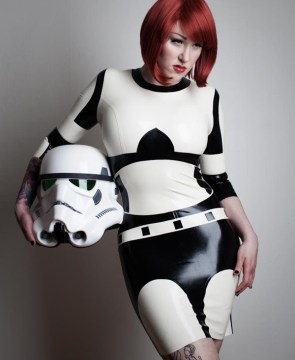 Aren't You a Little Sexy to be a Storm Trooper