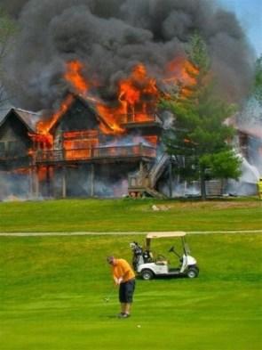 golf god