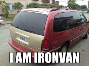 Iron Van
