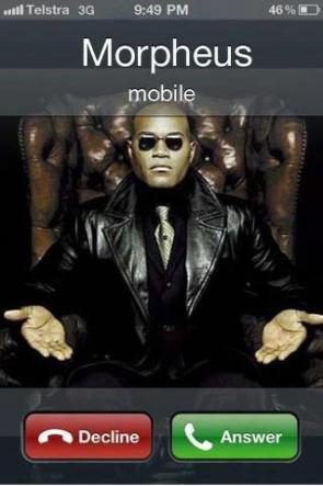 Morpheus Calling