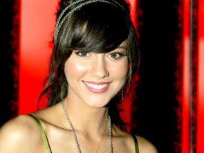 Miss winstead and red background