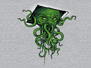 Ceiling Cthulhu is watching you…