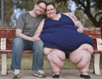 800 Pound Woman Trying To Become World's Fattest Bride