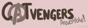 cat avengers part I