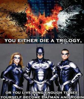 Die a Trilogy