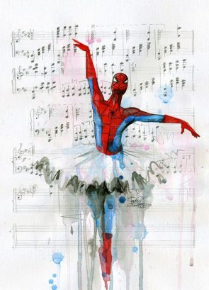 Spiderman Tutu