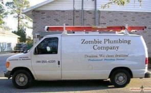Zombie Plumbers