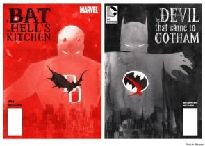 Batman/Daredevil Crossover