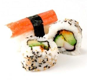 Delicious Raw Fish