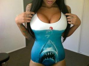Jaws Swimsuit
