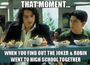 Joker & Robin