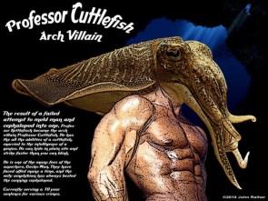 Professor Cuttlefish