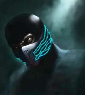 Scorpion and Sub-Zero, by Flavio Luccisano
