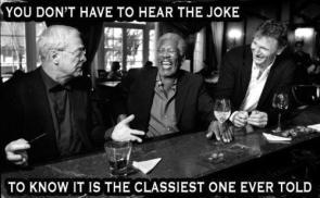 Classy joke