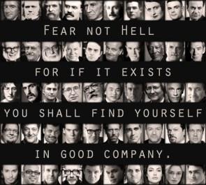 Fear not Hell