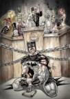 BATMAN vs badguys