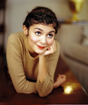 Audrey Tautou looking cute