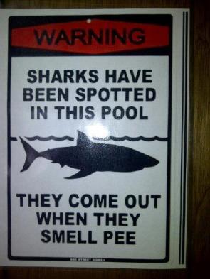 Warning –
