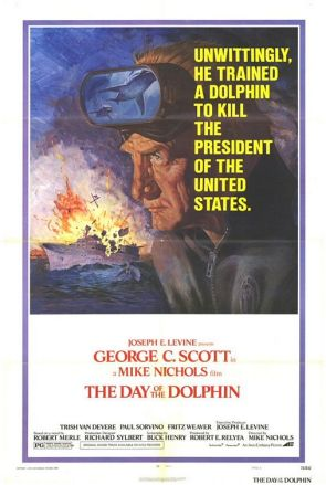Unwittingly He Trained a Dolphin to Kill the President of the United States