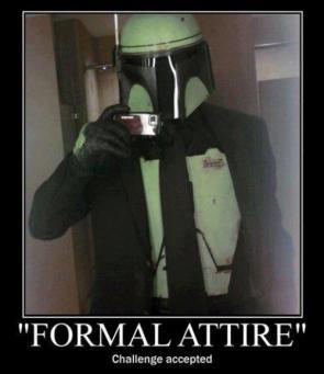 Formal Attire