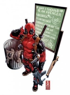 Deadpool, Avenger?