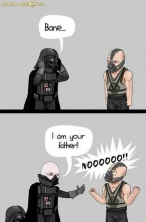 Bane's Father