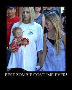 Zombie Costume Win