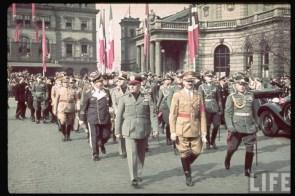 political march