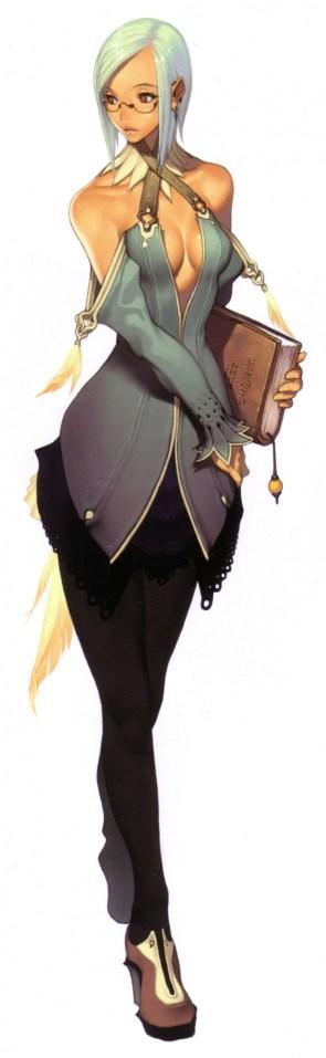 anime librarian