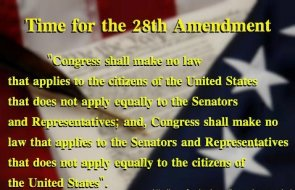 The 28th Amendment