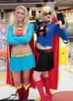 Supergirl & Harley