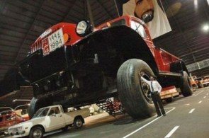 One big truck