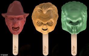 Horror Ice Cream Popsicles