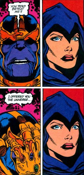 Thanos: Deathwhipped