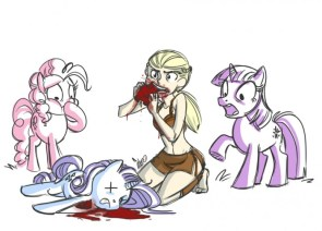 A Game of Ponies