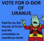 Vote for O-Dor