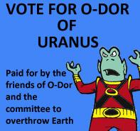 Vote for O-Dor