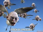 Flock of Smeagols