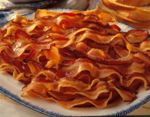 bacon dish