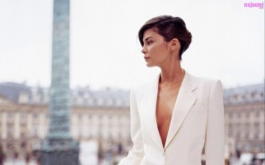 white business jacket