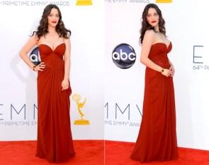 Kat Dennings – 2012 Emmys
