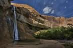 Lower Calf Creek Falls, Grand Staircase-Escalante National Park, Utah, USA