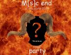 M[c]S x-mas party 2012