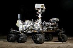 Mars robot