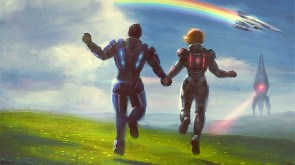 Mass Effect happy ending