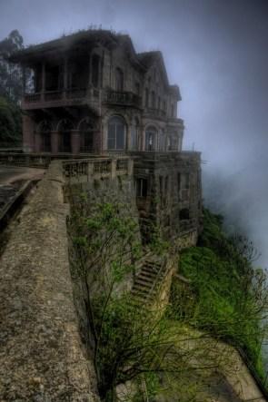 Suicide Hotel, Hotel del Salto, Colombia