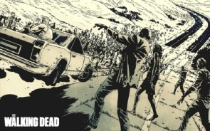 The Walking Dead: Horde Chases Car