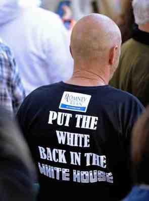 Pro-Romney T-Shirt